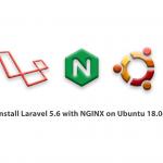 How to install Laravel 5.6 with NGINX on Ubuntu 18.04