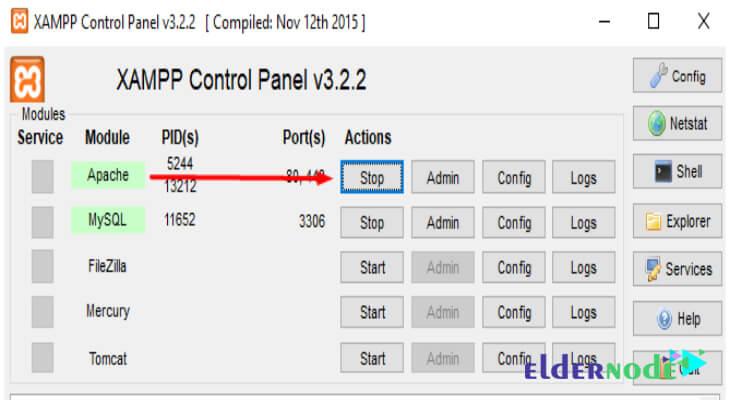 setup-VPS-in-Windows-10-using-XAMPP-10-eldernode