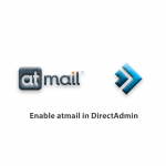 How to enable atmail in DirectAdmin