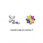 How to install xrdp on centos 7
