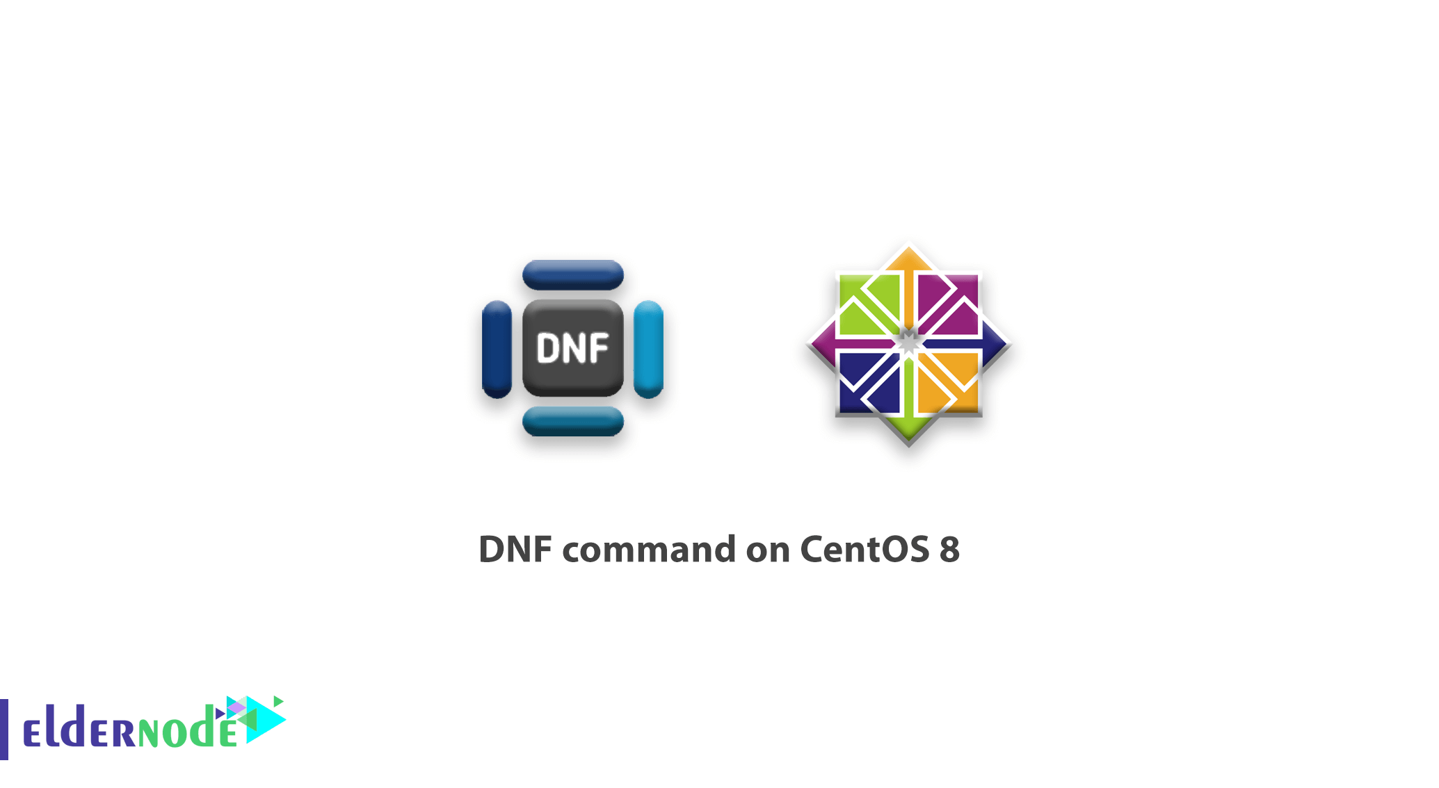DNF command on CentOS 8
