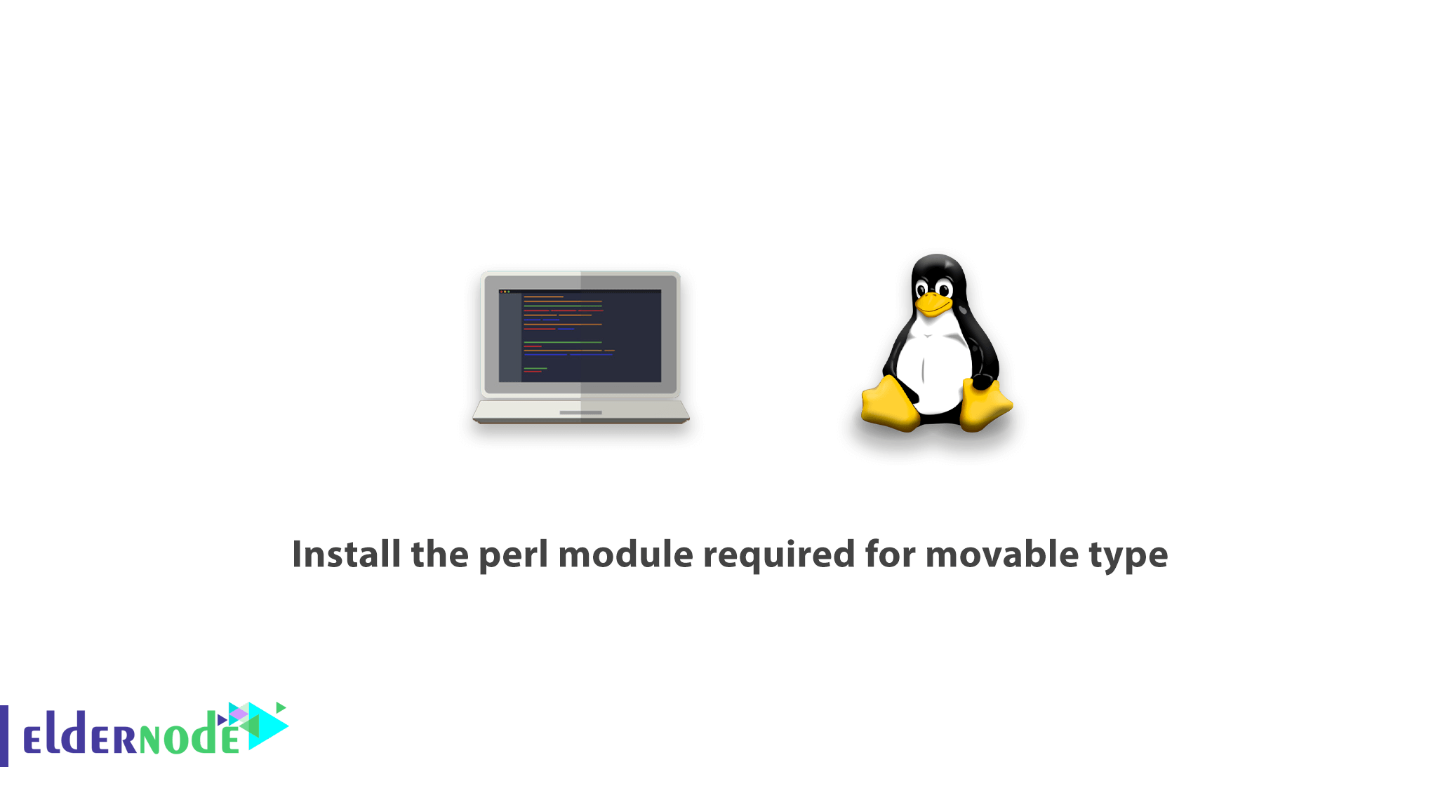 Tutorial Install the perl module required for movable type