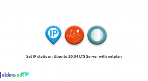 Set IP static on Ubuntu 20.04 LTS Server with netplan