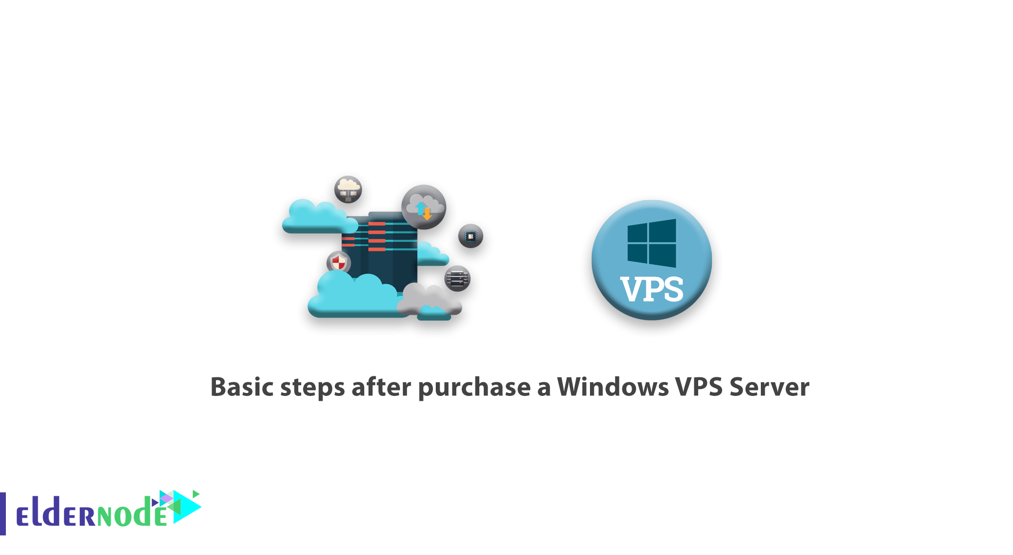 Basic steps after purchase a Windows VPS Server