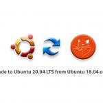 How to upgrade to Ubuntu 20.04 LTS from Ubuntu 18.04 or later
