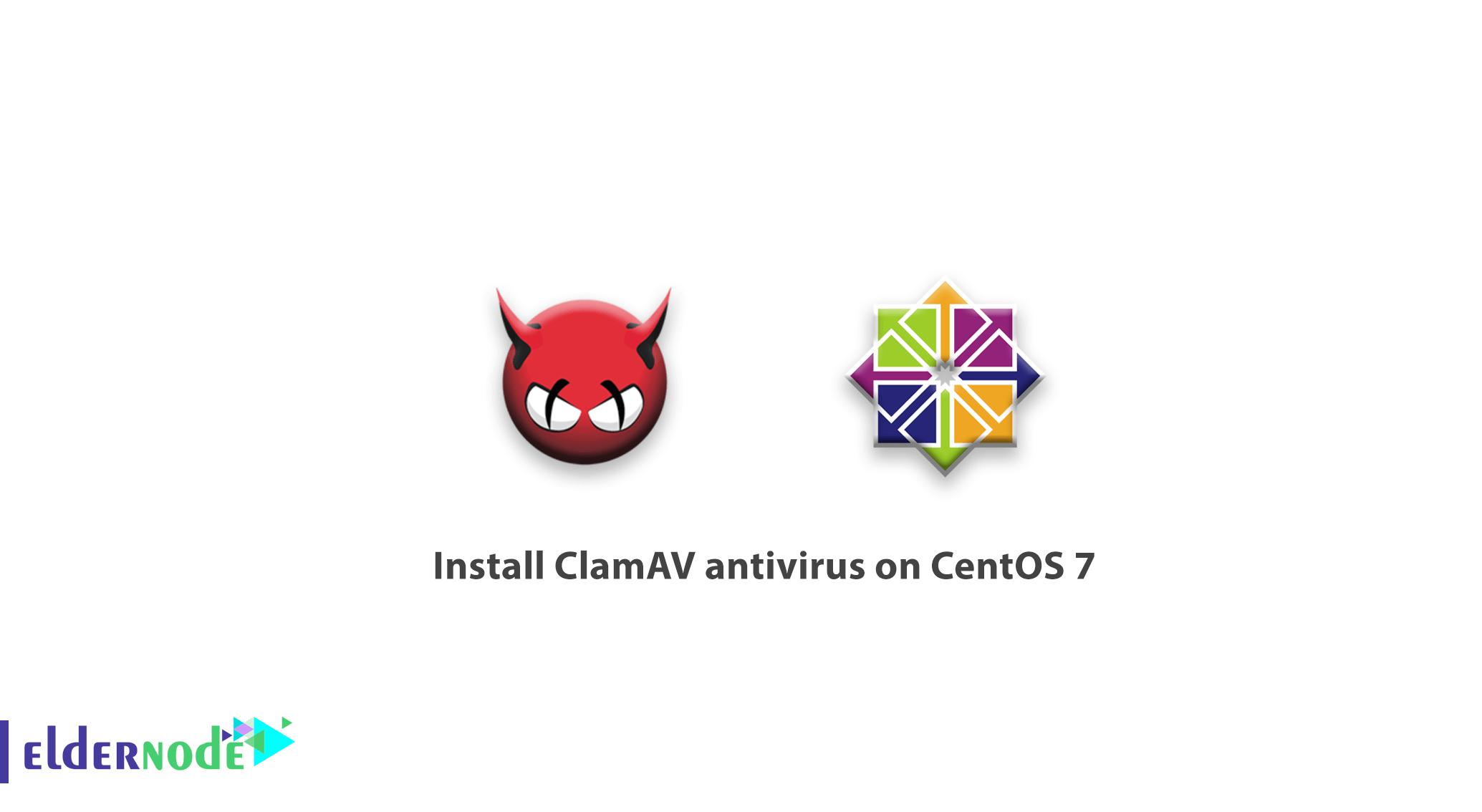 Install ClamAV antivirus on CentOS 7
