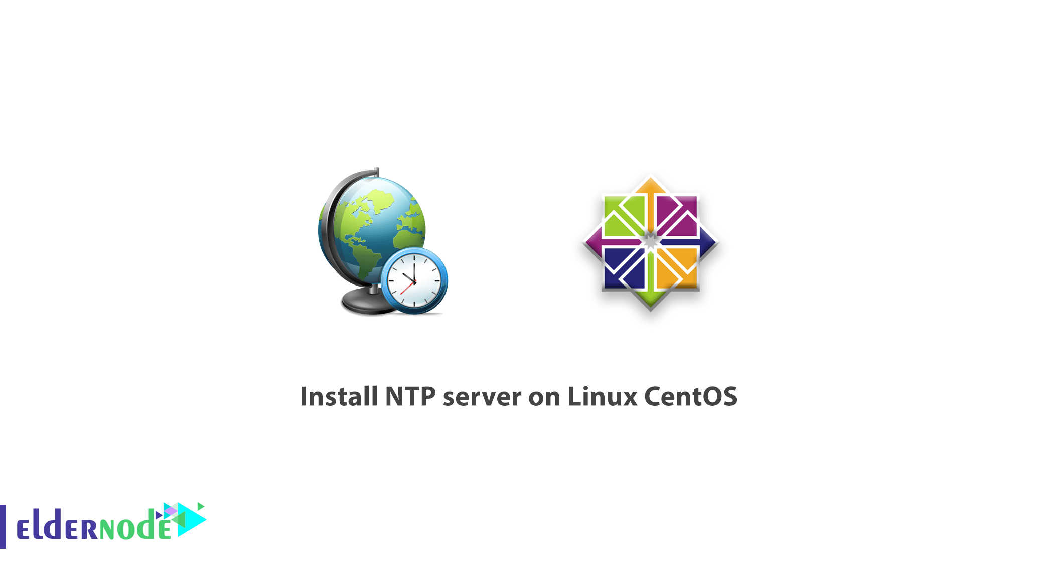 Install NTP server on Linux CentOS