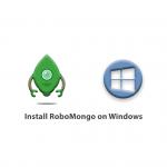 How to install RoboMongo on Windows