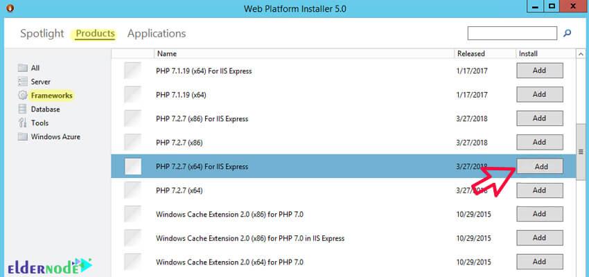 How to install WordPress on IIS web server