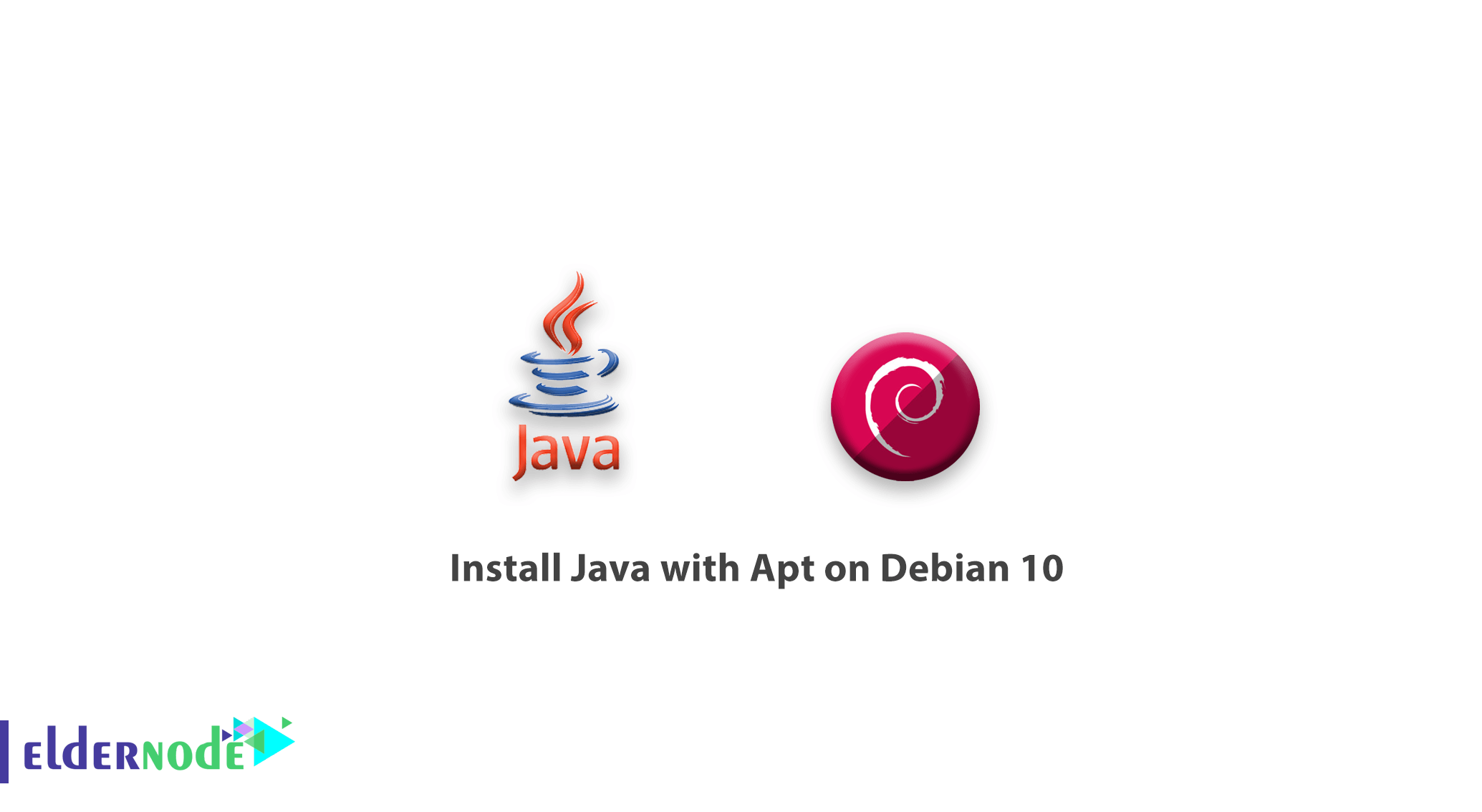 How to install Java with Apt on Debian 10