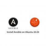 How to install Ansible on Ubuntu 20.04