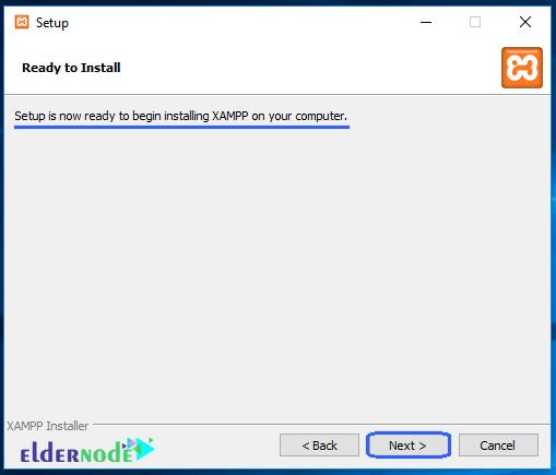 Install And Configure XAMPP On Windows 10-7