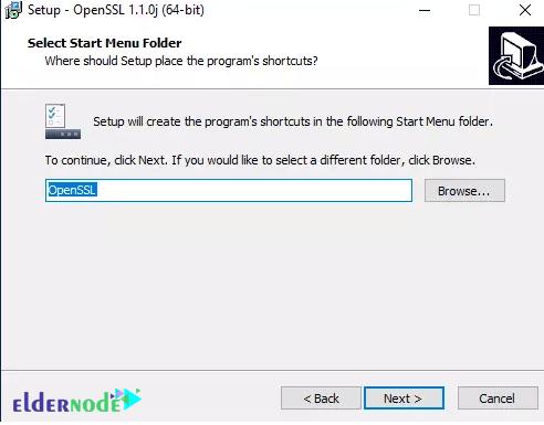 Install OpenSSL on Windows Server 2019-4