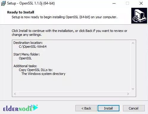 Install OpenSSL on Windows Server 2019-6