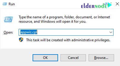 Installing IIS in Windows 10-1