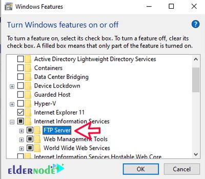 Installing-IIS-in-Windows-10-3
