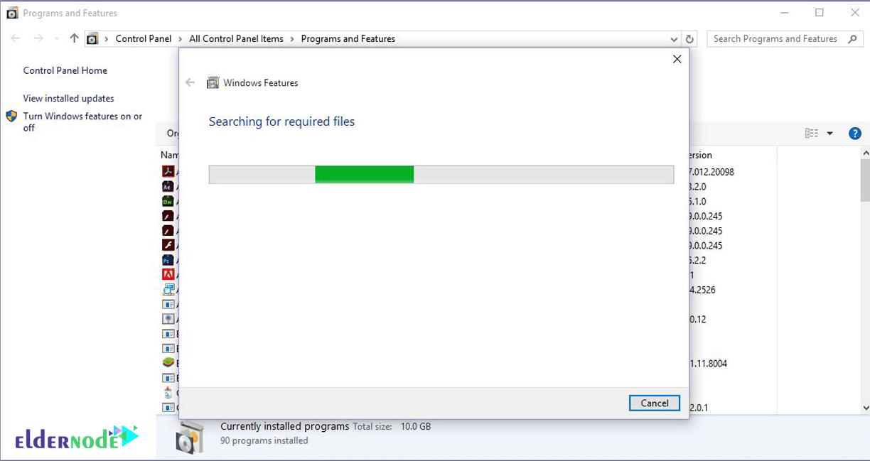 Installing-IIS-in-Windows-10-4