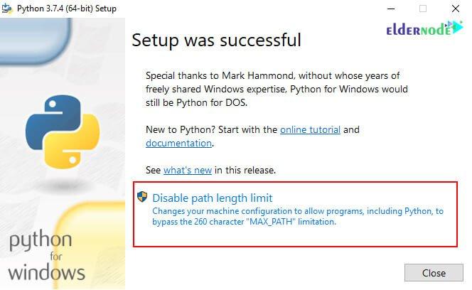 Installing-Python-on-Windows
