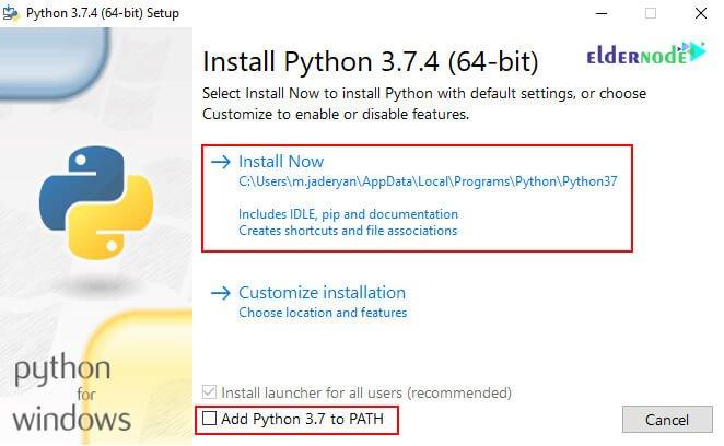 Installing-Python-on-Windows-1