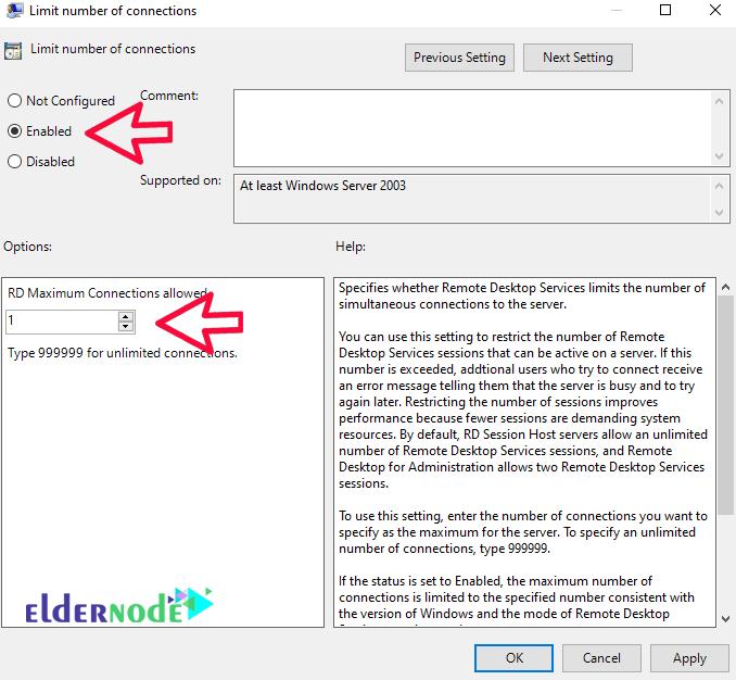 RDP Limit Settings on Windows Server-4