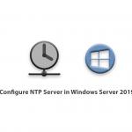 Tutorial Configure NTP Server in Windows Server 2019