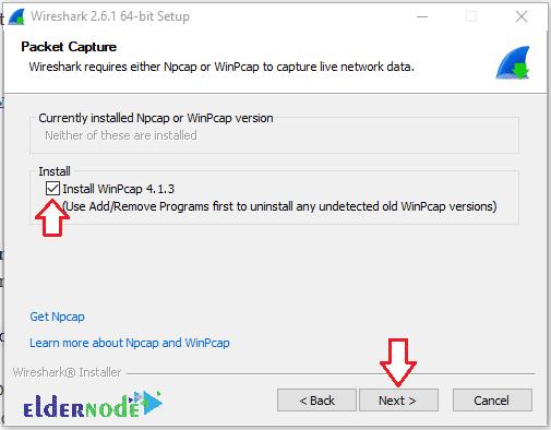 Wireshark installation on Windows-3-eldernode