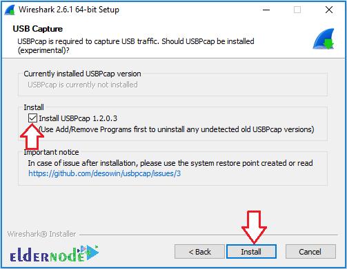 Wireshark installation on Windows-4-eldernode