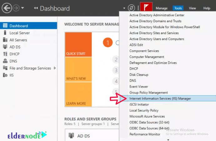 configure ftp on windows server 2019-1