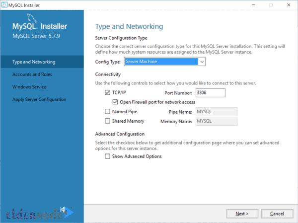 install mysql on windows server-6