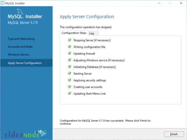 install mysql on windows server-8