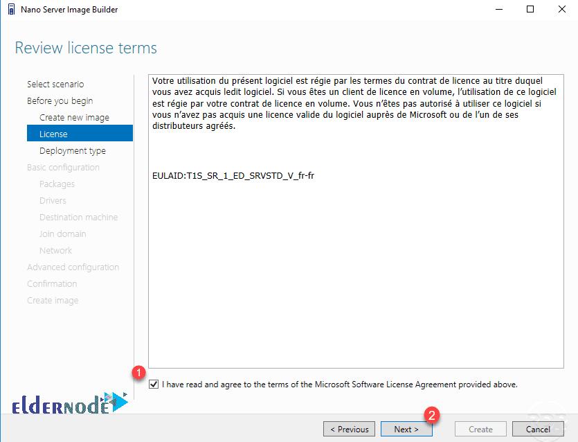 How to install Nano Server