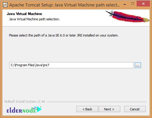 install tomcat on windows-5