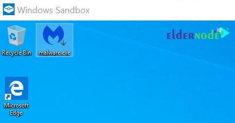 windows sandbox environment