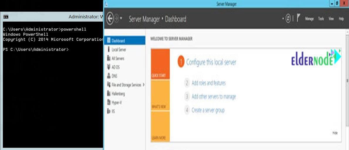 How to convert Windows Server to Windows Core