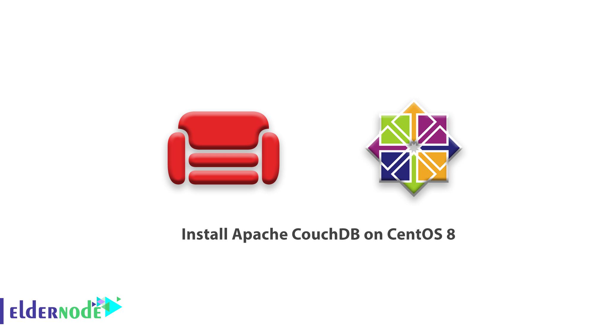 Tutorial Install Apache CouchDB on CentOS 8