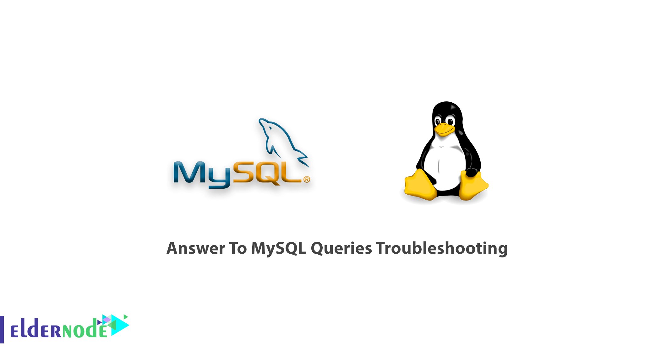 Answer To MySQL Queries Troubleshooting