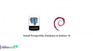 How to install PostgreSQL Database in Debian 10