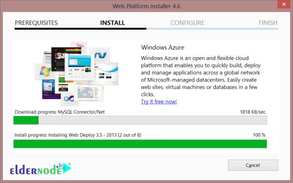 Installing on Microsoft IIS