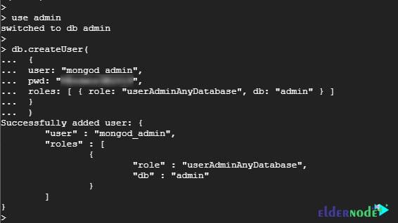 Create-Admin-User
