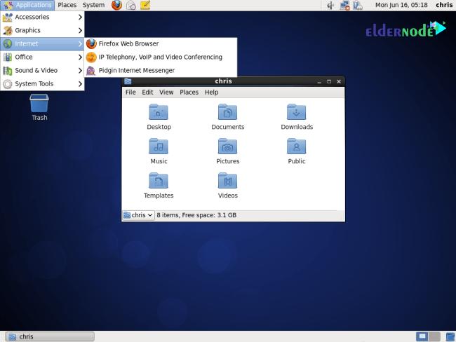 CentOS - Red Hat Enterprise Linux