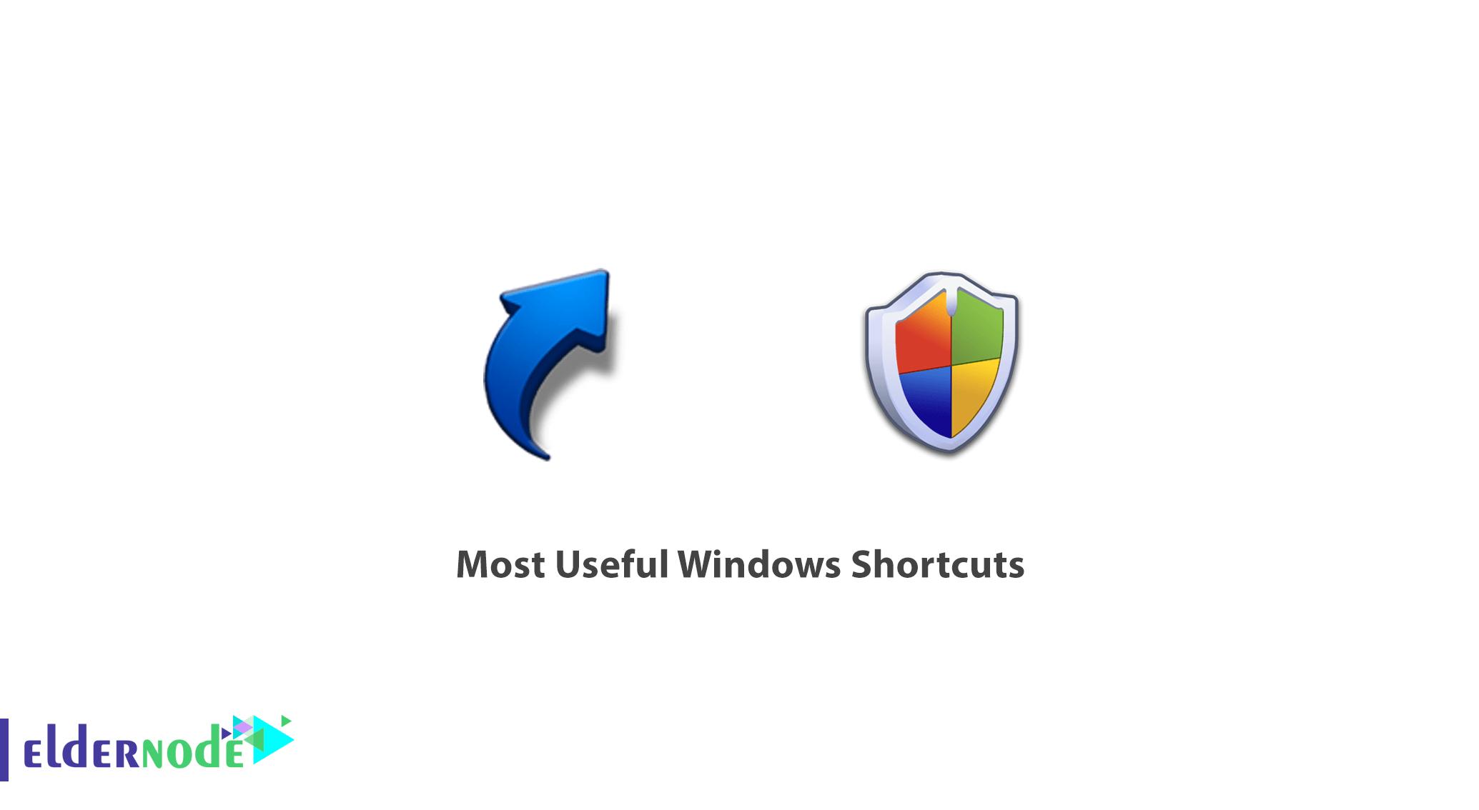 Most Useful Windows Shortcuts