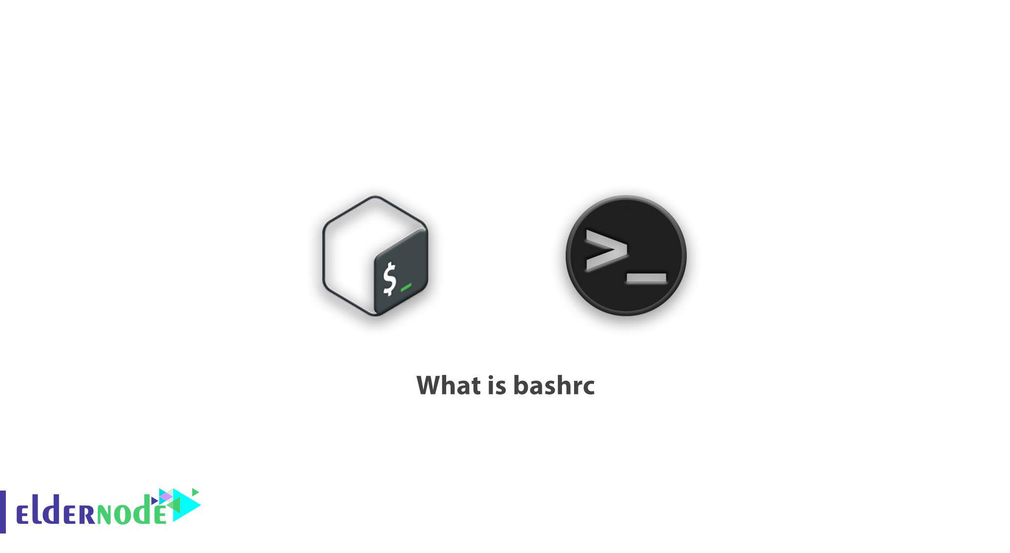 What is bashrc