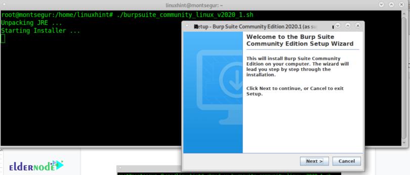 GUI installer