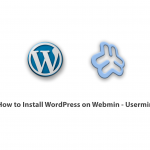 How to Install WordPress on Webmin - Usermin