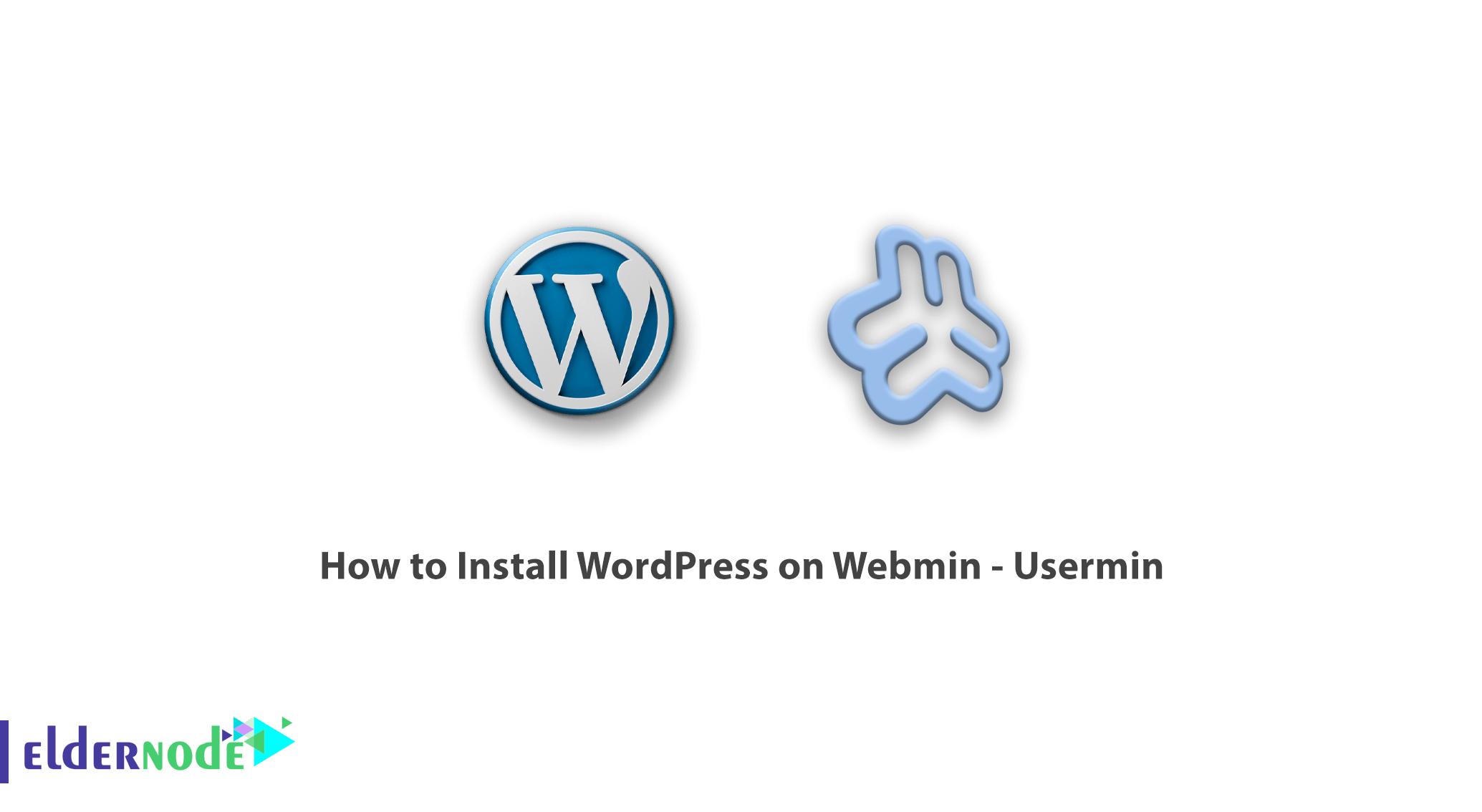 How to Install WordPress on Webmin - Usermin