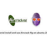 Tutorial install and use Aircrack-Ng on ubuntu 20.10