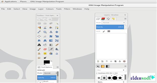 GNU Image Manipulation Program is