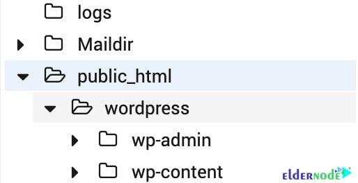 webmin publichtml folder