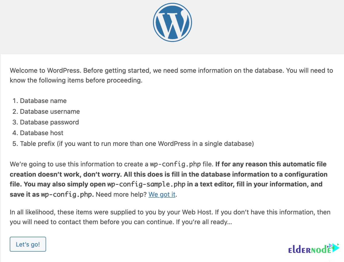 wordpress-installation-in-webmin