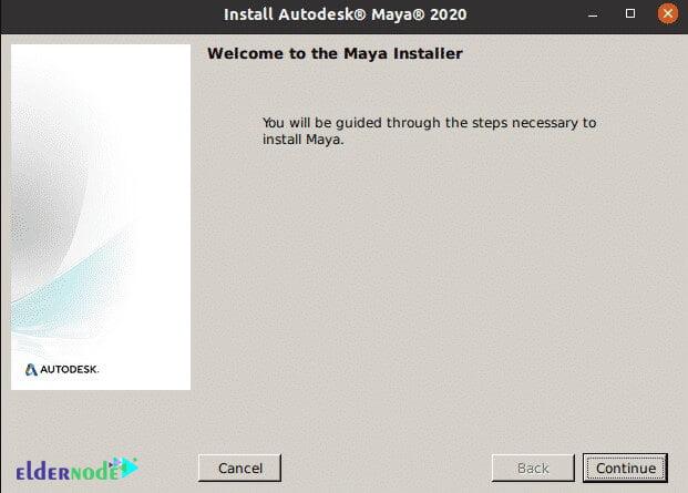 install autodesk maya 2020